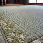 港区池島にお住いのお客様宅の畳の表替え〜