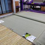 奈良県奈良市百楽園にお住いのお客様宅の畳の新調入替え〜in龍馬表